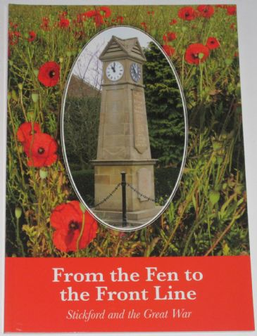 From the Fen to the Front Line - Stickford and the Great War